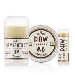 Kozmetika pre psa na labky